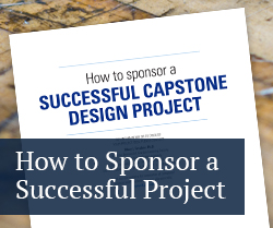 how to sponsor a successful project
